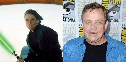 Luke Skywalker - Mark Hamill