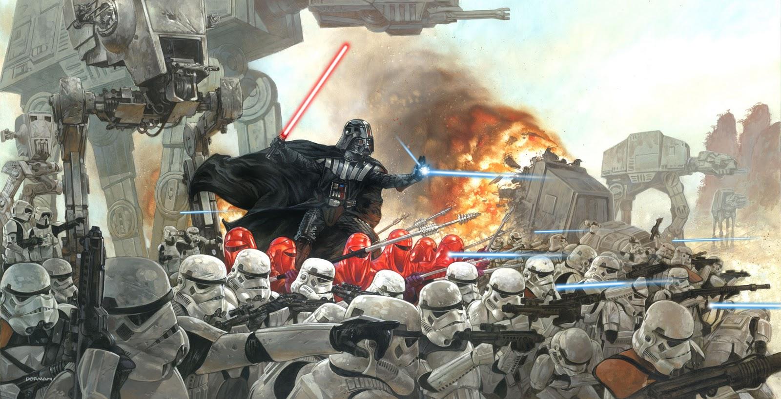 L'Empire reprend Yavin IV