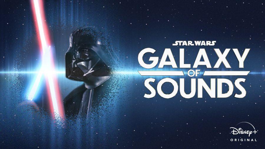 La série Galaxy Of Sounds